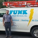 Meet Jon Pryor, one of our HVAC Service Techs.He has been factory trained by York and mitsubishi electronics He has been with the company since 2004 .