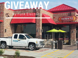 Sheetz Gift Card Giveaway!