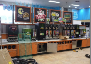 Funk Electrical at the new Sheetz in Stephen's City, VA
