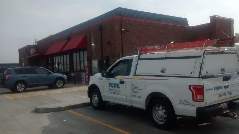 New Sheetz Store in Walkersville, Maryland